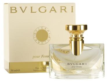 Perfume Bvlgari Pour Femme Eau de Parfum  Bvlgari frasco