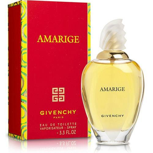 Perfume Paris Amarige Feminino - EDT - Givenchy
