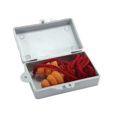 Protetor Auditivo Plastcor Plug Silicone 15 DB - Plastcor
