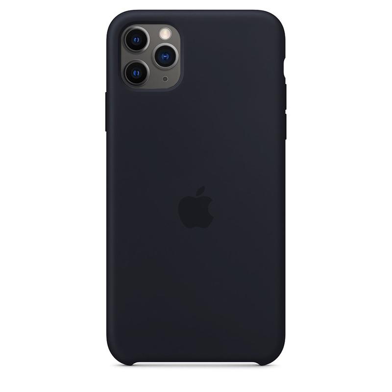 Case Capinha Azul Cobalto para iPhone 11 Pro de Silicone
