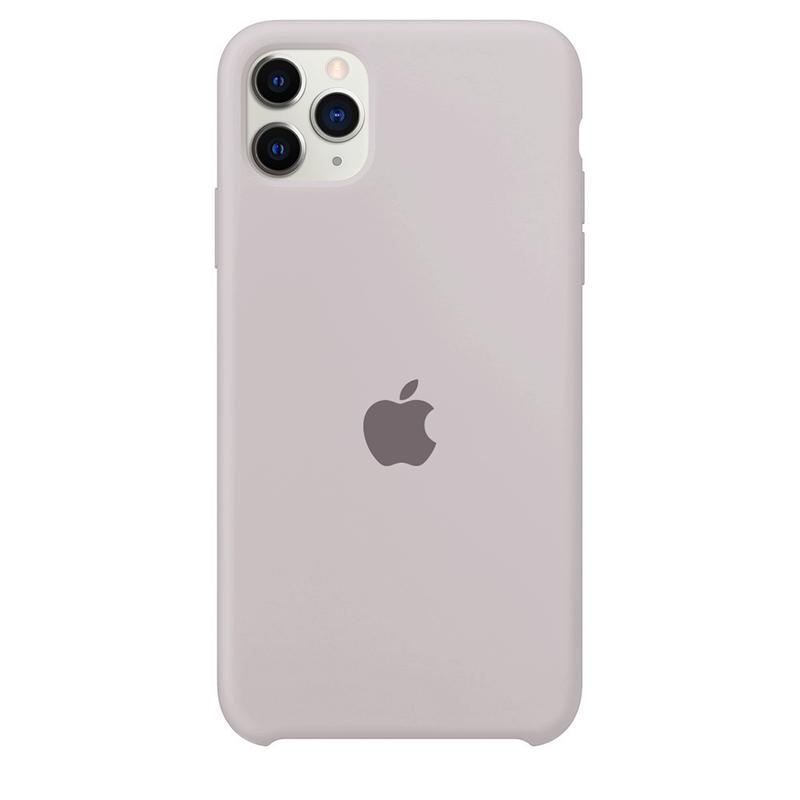 Case Capinha Cinza Concreto para iPhone 11 Pro de Silicone
