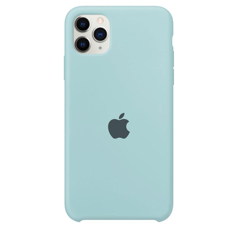 Case Capinha Azul Céu para iPhone 11 Pro Max de Silicone