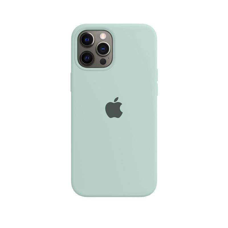 Case Capinha Azul Céu para iPhone 12 Pro Max de Silicone