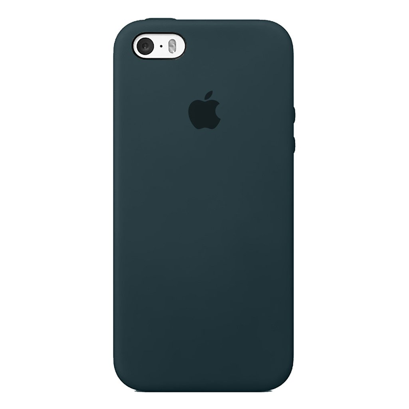 Case capinha de Silicone Azul Horizonte para iPhone