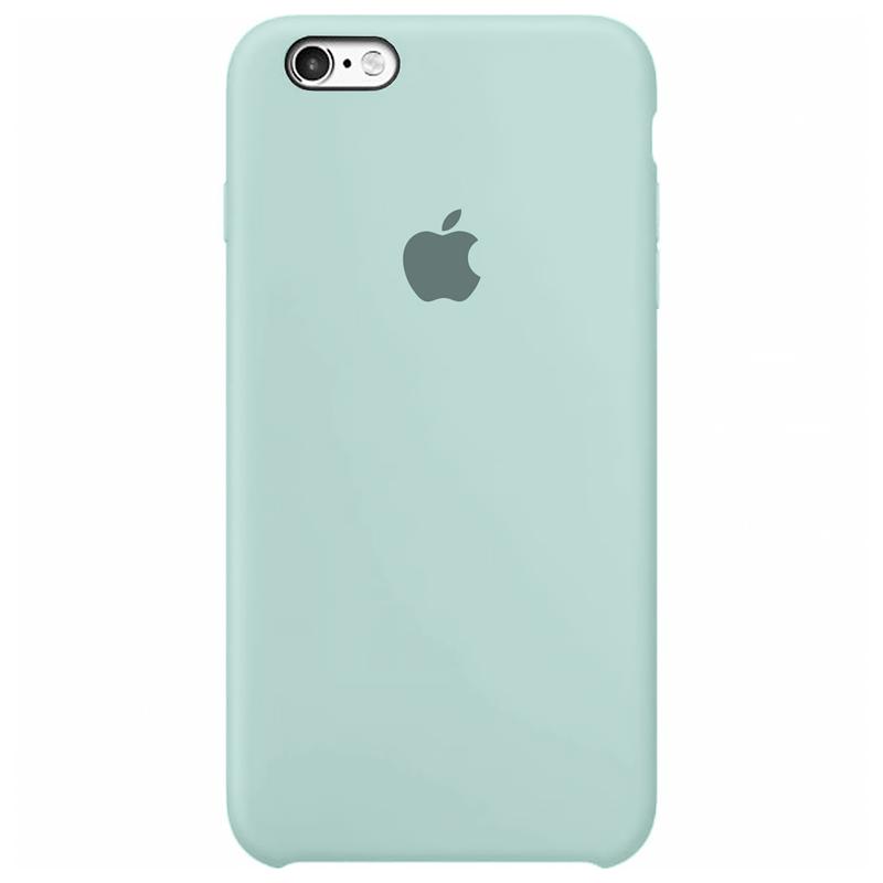 Case Capinha Azul Céu para iPhone 6 e 6s de Silicone