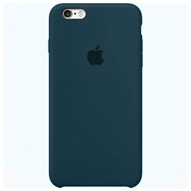 Case Capinha Azul Horizonte para iPhone 6 e 6s de Silicone