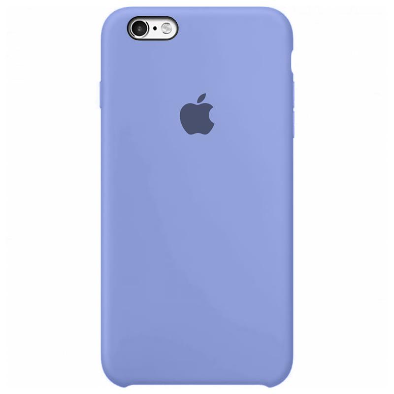 Case Capinha Lilás para iPhone 6 e 6s de Silicone