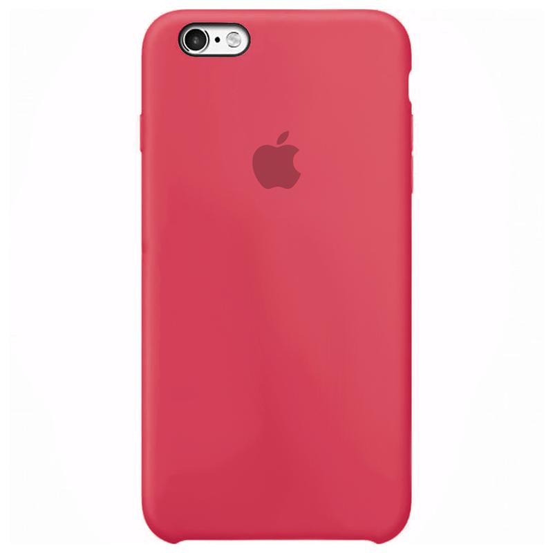Case Capinha Rosa Neon para iPhone 6 e 6s de Silicone