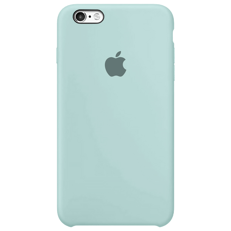 Case Capinha Azul Céu para iPhone 6 Plus e 6s Plus de Silicone