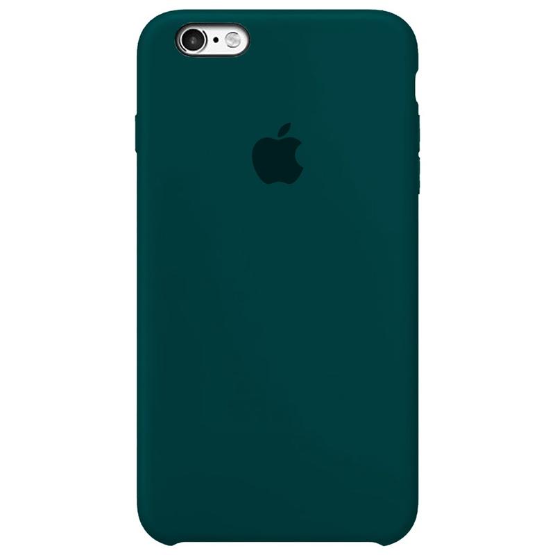 Case Capinha Azul Horizonte para iPhone 6 Plus e 6s Plus de Silicone