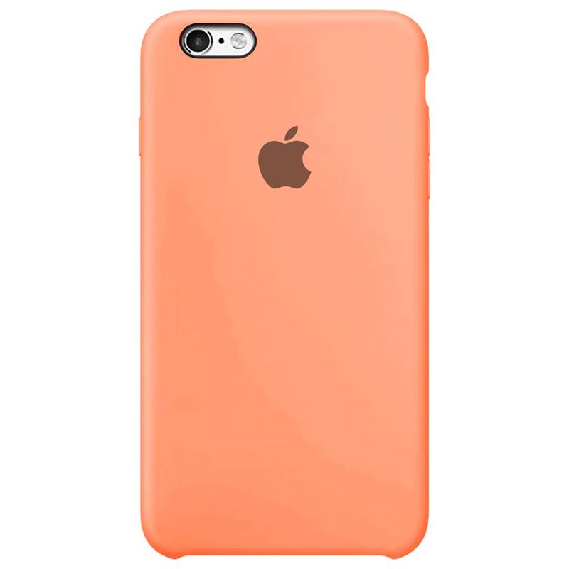 Case Capinha Rosa para iPhone 6 Plus e 6s Plus de Silicone