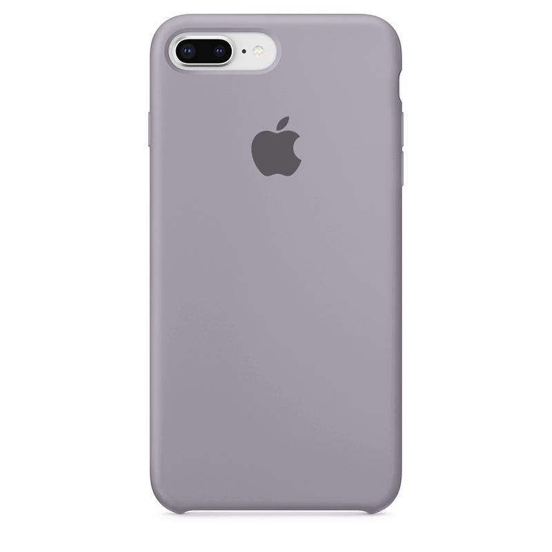 Case Capinha de Silicone Cinza Concreto para iPhone 7 Plus e 8 Plus