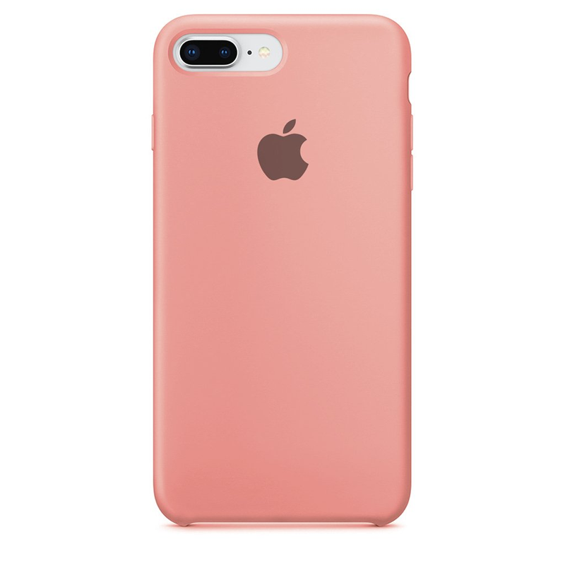 Case Capinha de Silicone Chiclete para iPhone 7 Plus e 8 Plus
