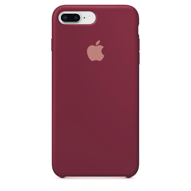 Case Capinha de Silicone Vermelho Old School para iPhone 7 Plus e 8 Plus