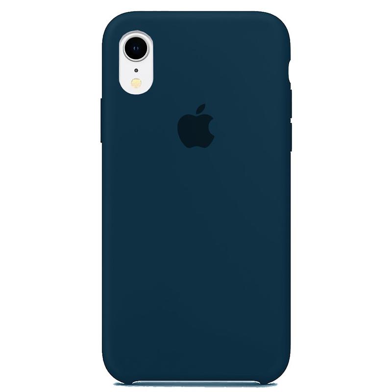 Case Capinha Azul Horizonte para iPhone XR de Silicone