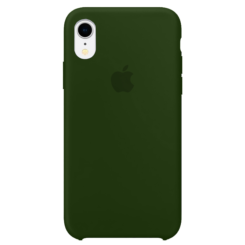 Case Capinha Verde Bandeira para iPhone XR de Silicone
