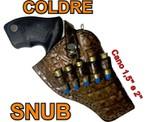 Coldre Revólver .38 .357 Snub