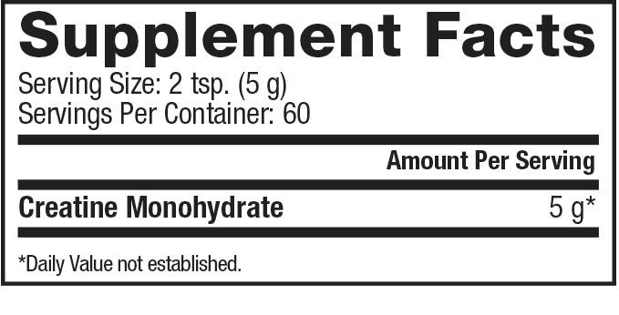 tabela-nutricional-dymatize-creatina-300g