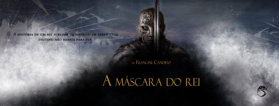 Resultado de imagem para a mascara do rei francine candido