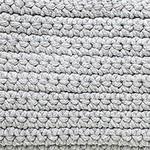 Crochet Cinza