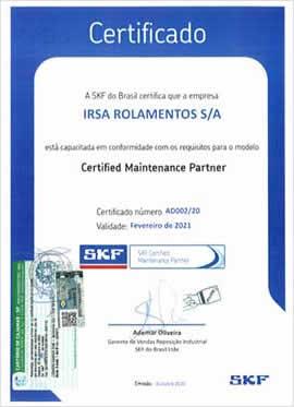 Distribuidor Autorizado SKF