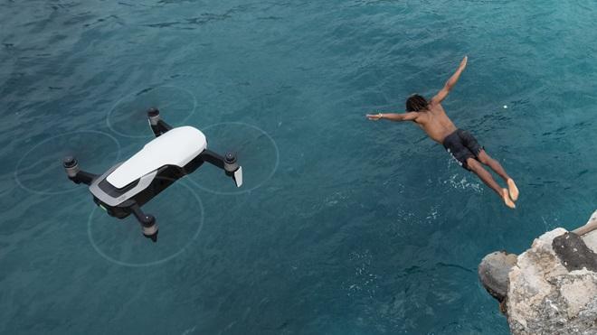 Drone Mavic Air Combo Branco DJI