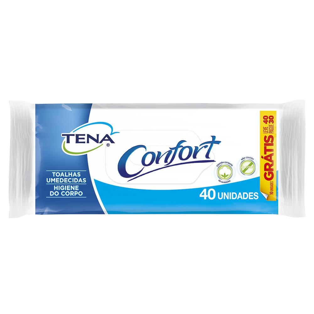 Toalha Tena Confort