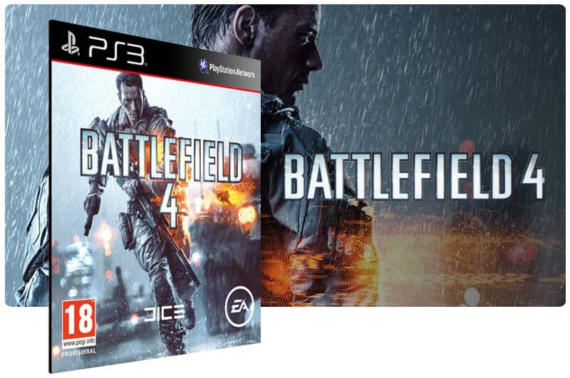 Resultado de imagem para BATTLEFIELD 4 - PS3 PSN MIDIA DIGITAL