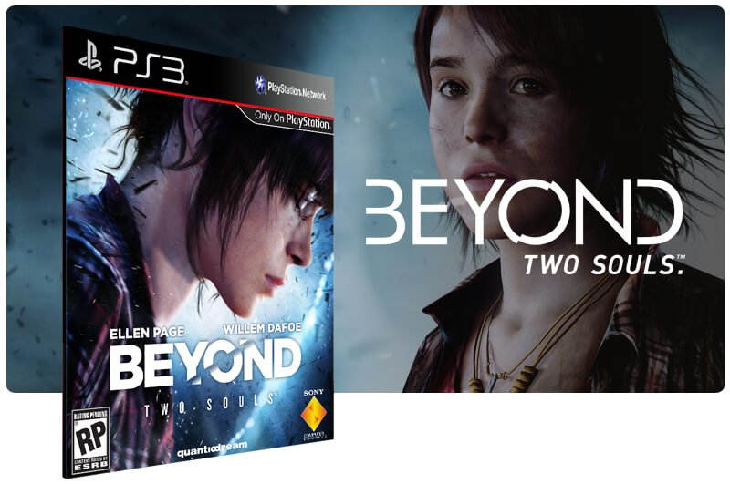 Banner do game Beyond: Two Souls para PS3