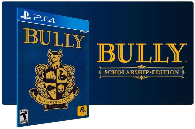 Bully Ps4 Psn Mídia Digital - PSNGamesDF