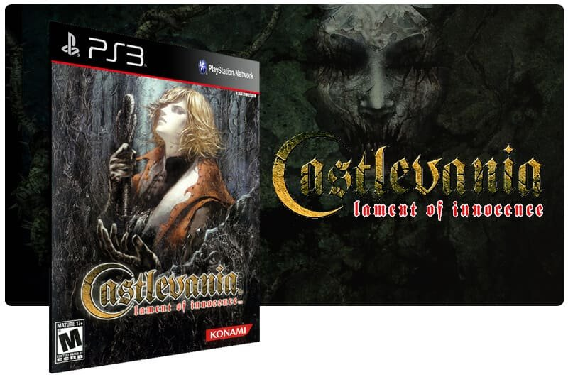 Banner do game Castlevania: Lament Of Innocence para PS3