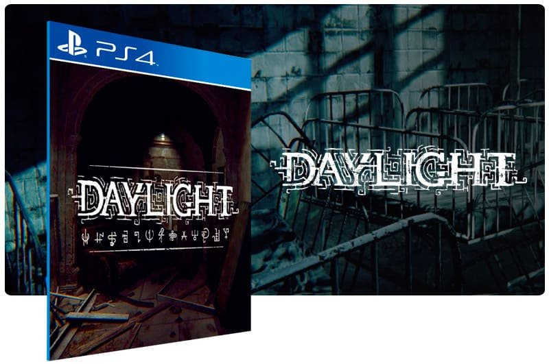 Banner do game Daylight para PS4