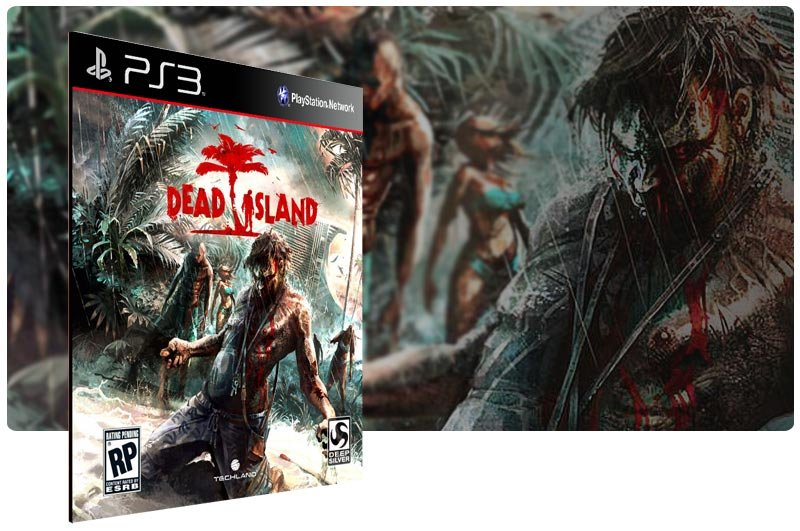 Banner do game Dead Island para PS3