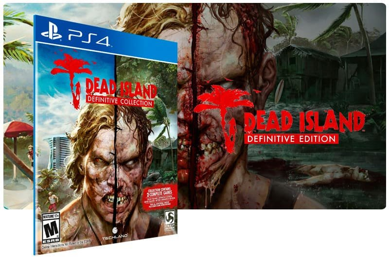 Banner do game Dead Island Definitive Collection para PS4