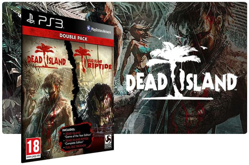 Banner do game Dead Island Franchise Pack para PS3