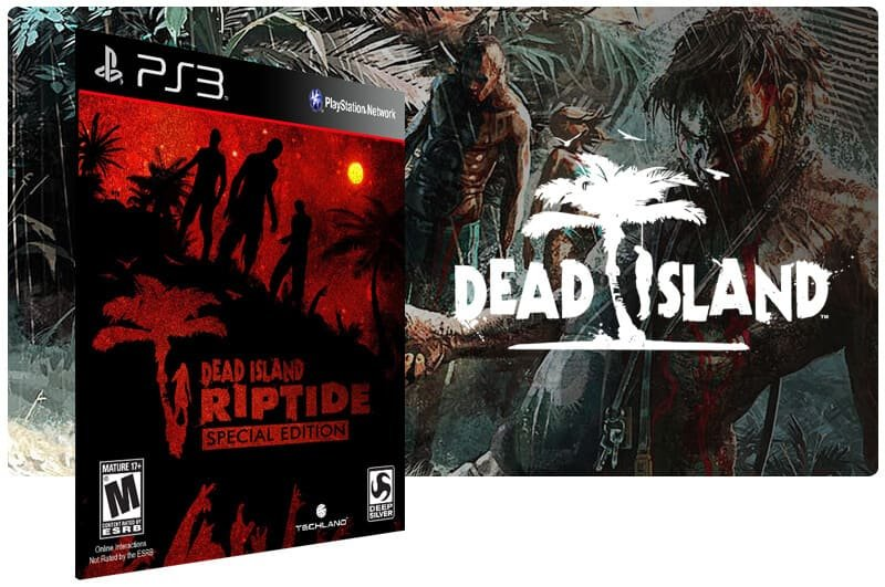 Banner do game Dead Island Riptide Complete Edition para PS3