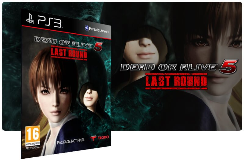 Banner do game Dead Or Alive 5 Last Round para PS3