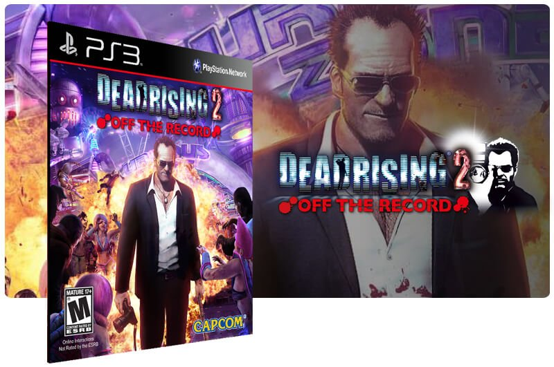 Banner do game Dead Rising 2 Off The Record para PS3