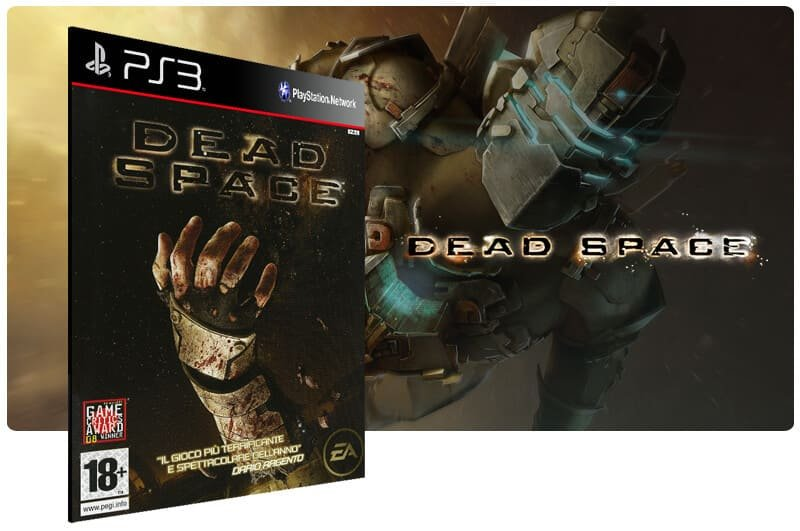 Banner do game Dead Space para PS3
