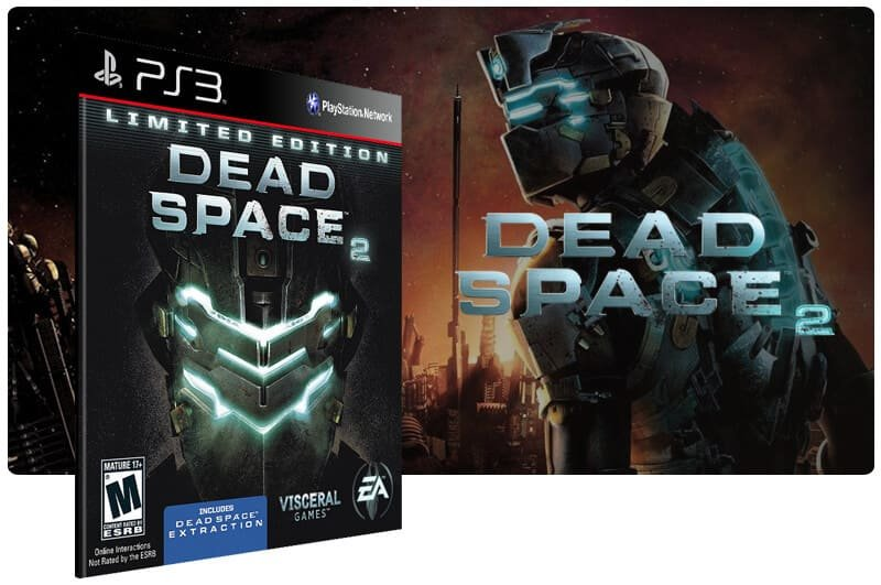 Banner do game Dead Space 2 Ultimate Edition para PS3