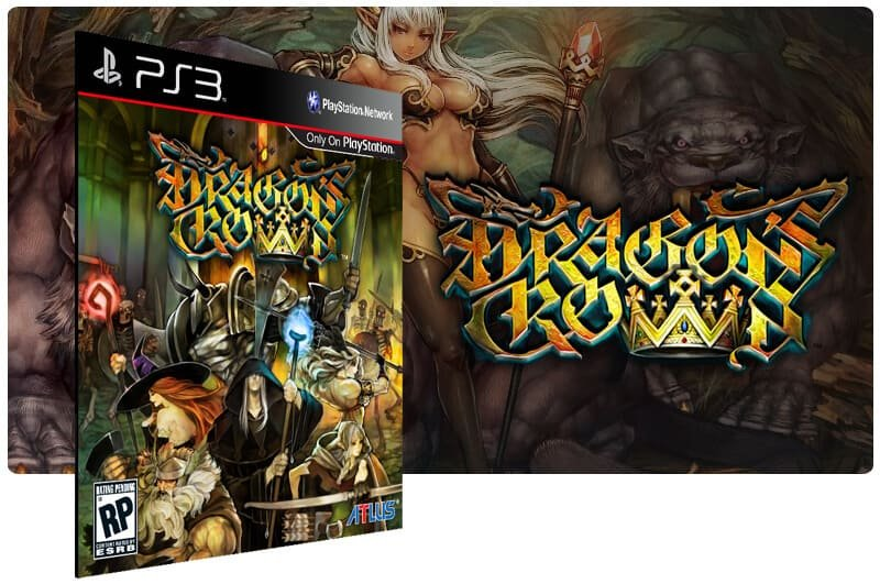 Banner do game Dragons Crown para PS3