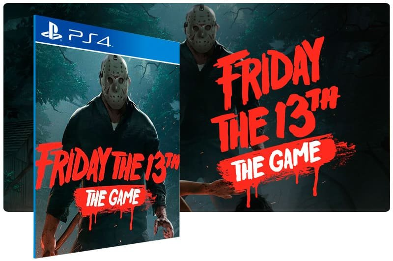 Banner do game Friday the 13th: The Game Launch Bundle para PS4