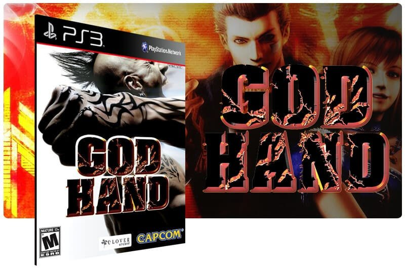 Banner do game God Hand para PS3