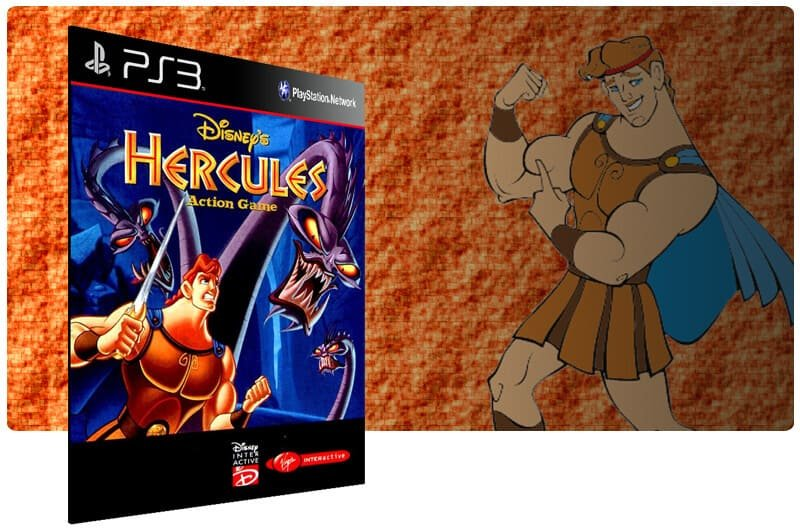 Banner do game Hercules (Psone Classic) para PS3