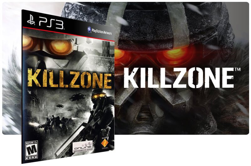 Banner do game Killzone Hd para PS3
