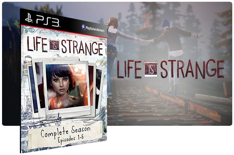 Banner do game Life is Strange Complete Season para PS3