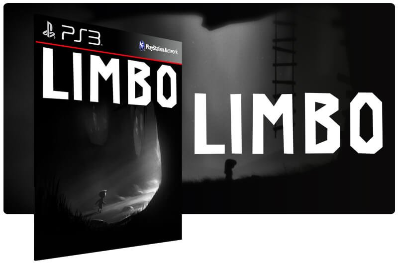 Banner do game Limbo para PS3