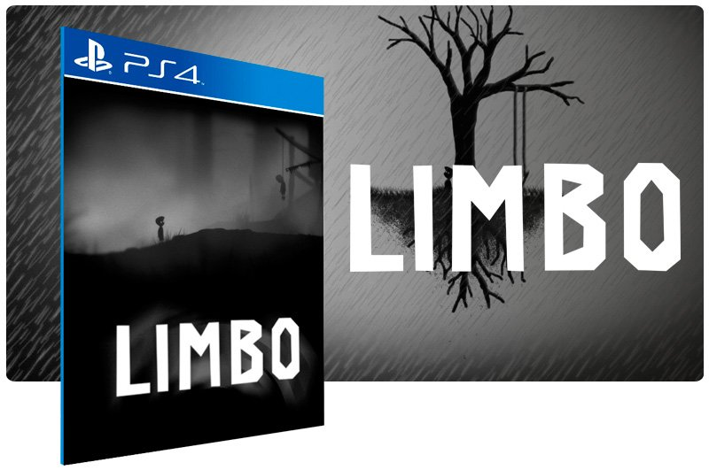 Banner do game Limbo para PS4