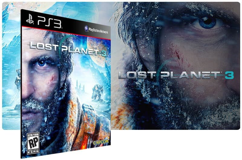 Banner do game Lost Planet 3 para PS3
