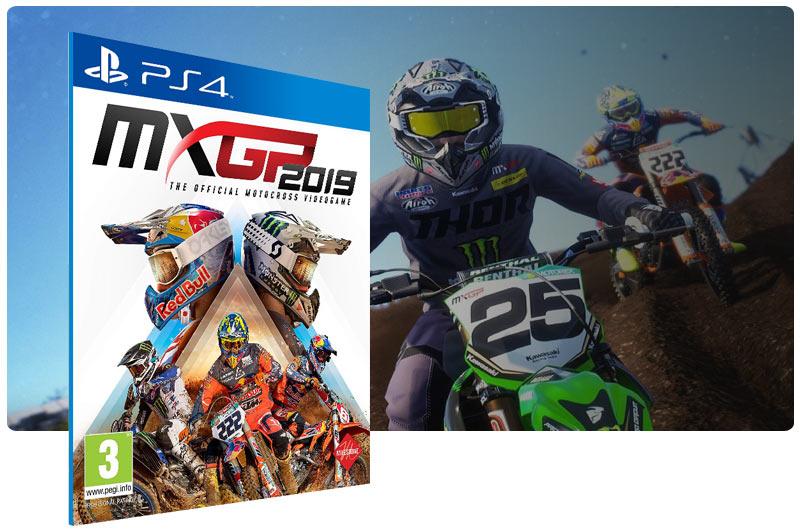 MXGP 2019 - PS4 PSN MÍDIA DIGITAL - LEGAMES - Loja com os melhores ...